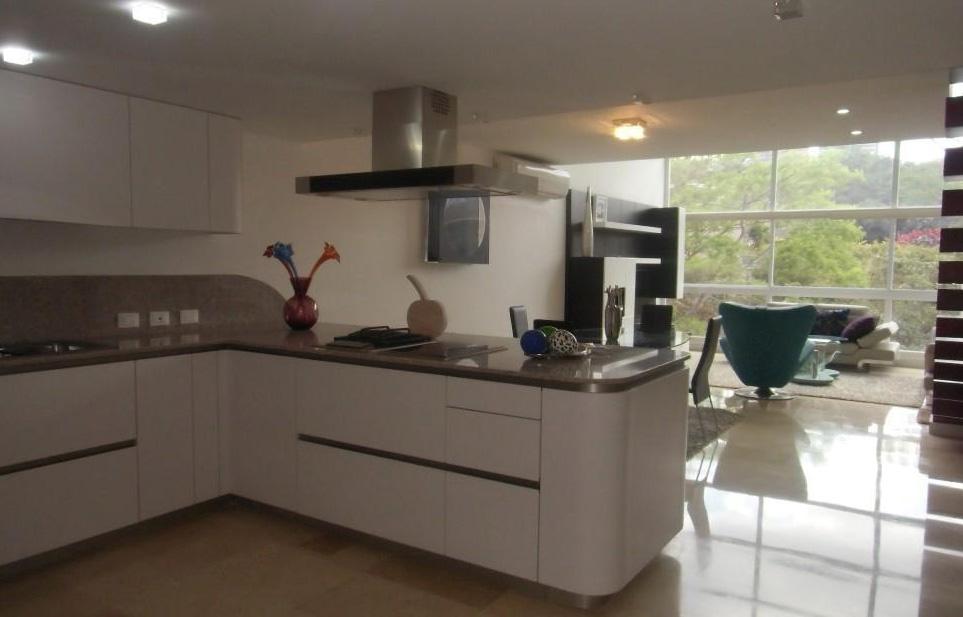 Die neueste Küche weiß glänzendes Design 2