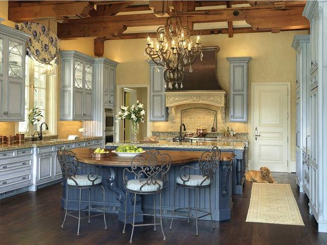 Französische Küchenmöbel französische landhausküche