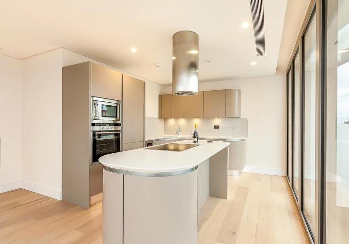 Herrliches Design der Küche 3