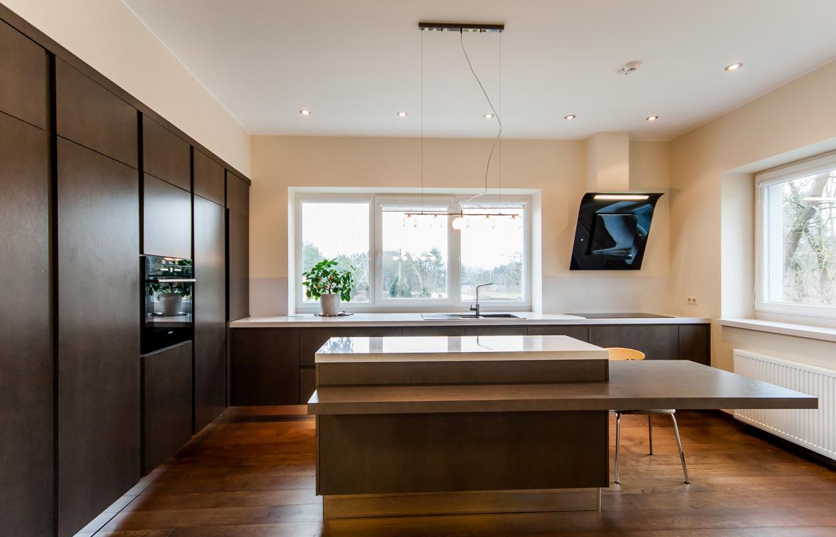 Massivholz Küche Design 1