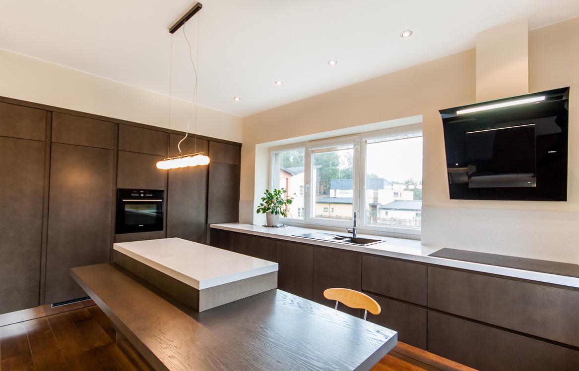 Holzküche moderne holzküche