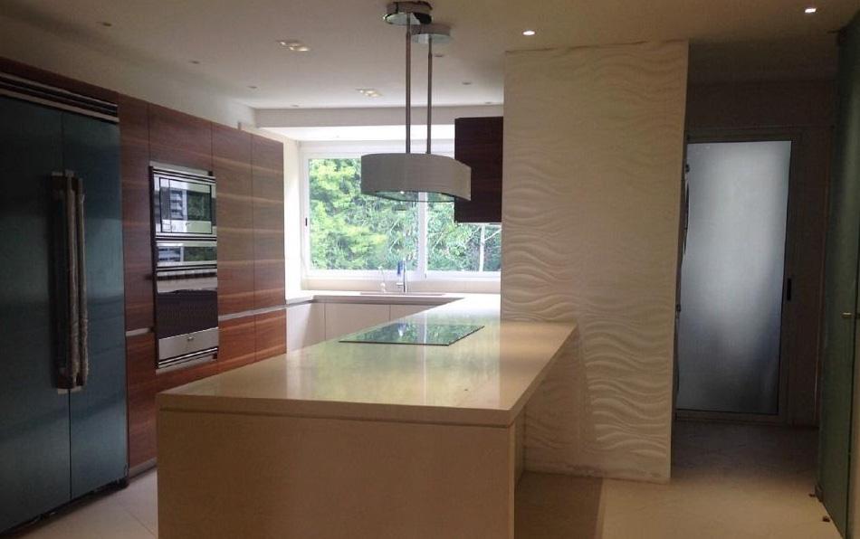 Moderne benutzerdefinierte Küche 2