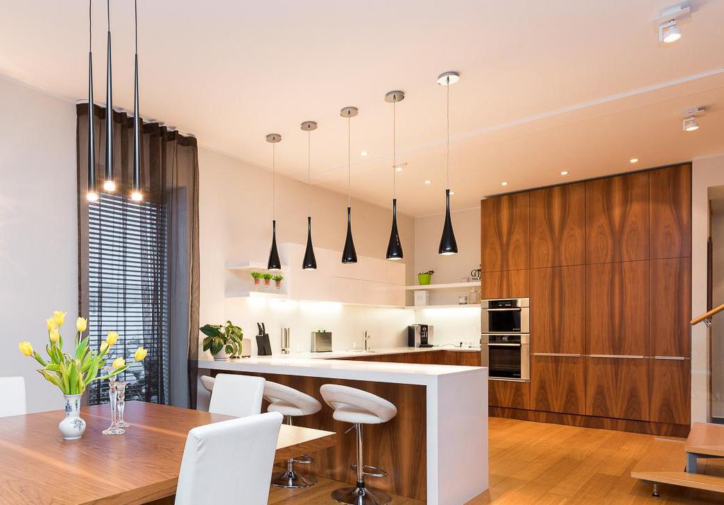 Modernes Küchendesign 1