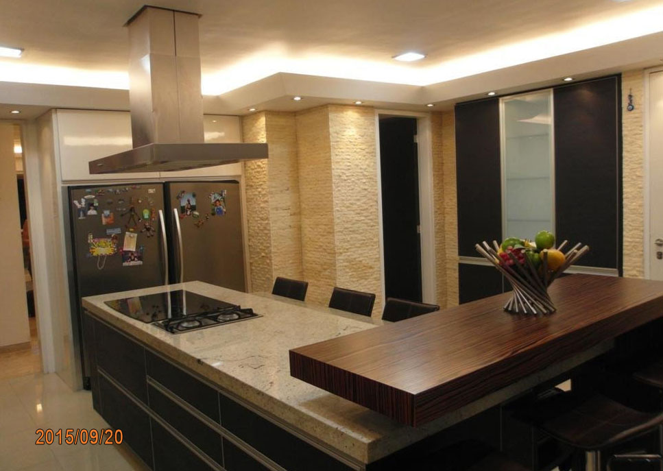 Kreativ und modern Küchendesign