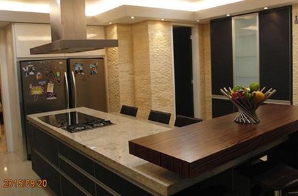 Küchen aus Polen werden individuell auf Bestellung erstellt.