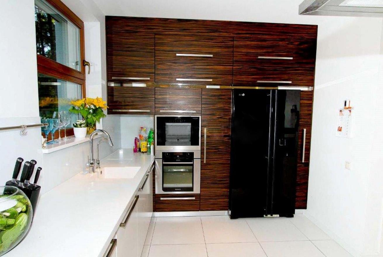 von der natur inspirierte k che in einem einfamilienhaus. Black Bedroom Furniture Sets. Home Design Ideas