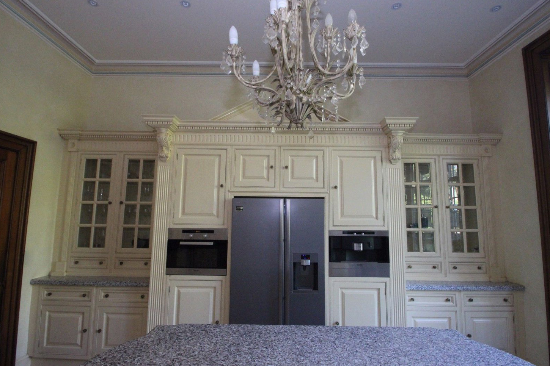 Klassische viktorianische Küche 5