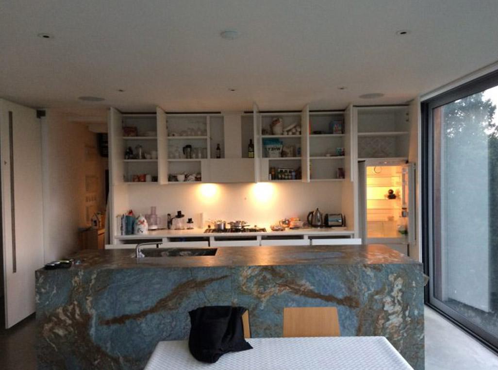 Die Moderne Form Der Stilvollen Küche 2
