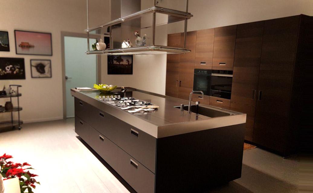 Die natürliche Schönheit der Eiche in der Küche 1