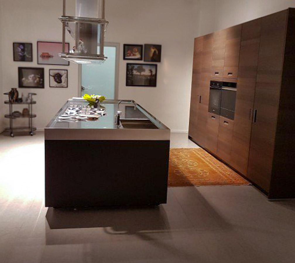 Die natürliche Schönheit der Eiche in der Küche 5