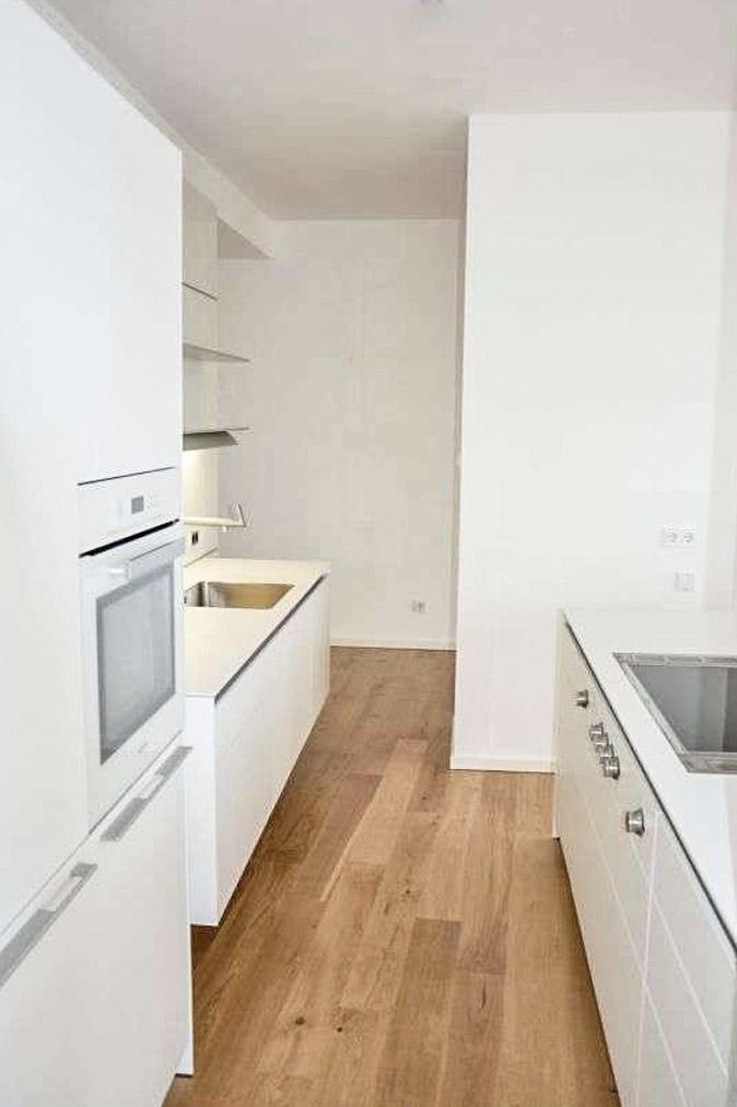 Die zeitgenössische weiße Küche 3