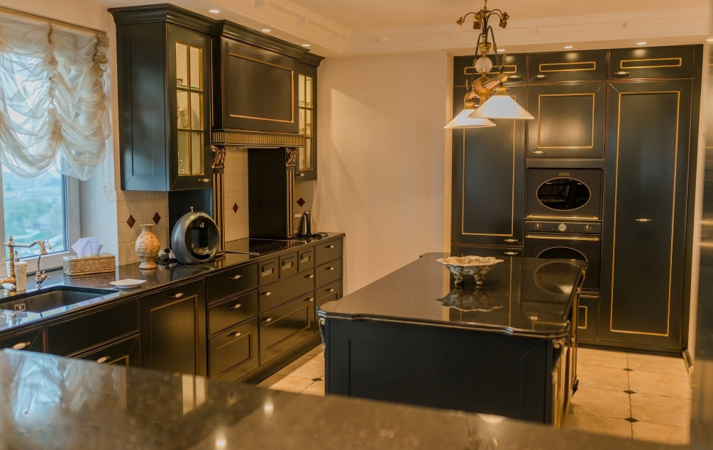 Charmante Art Deco Küche Design_1