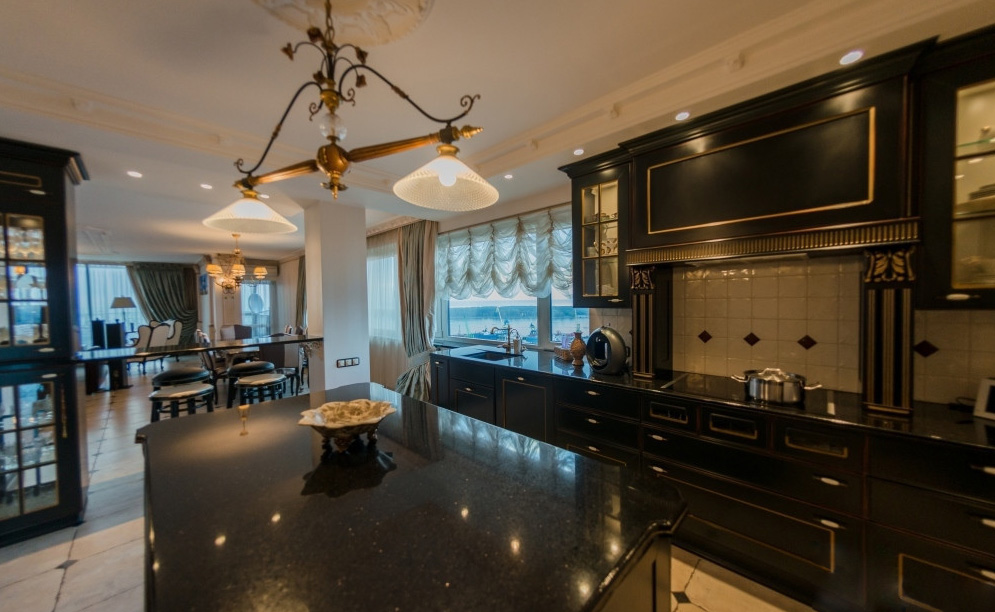 Charmante Art Deco Küche Design_2