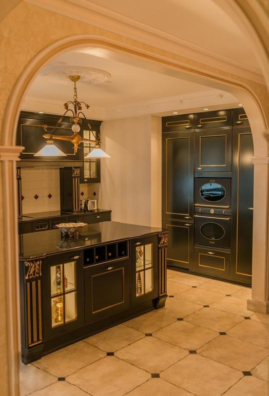 Charmante Art Deco Küche Design_4