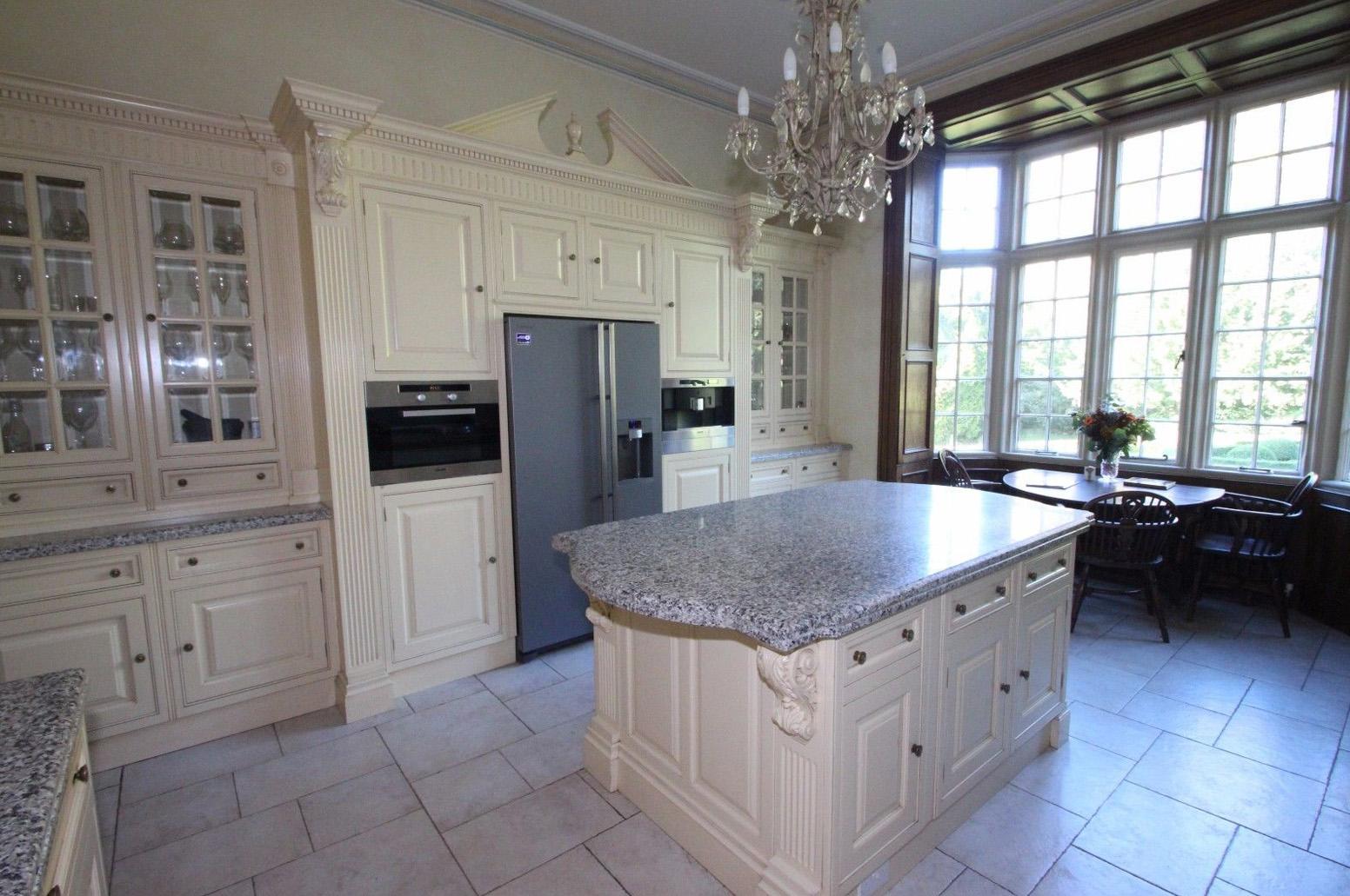 Klassische viktorianische Küche 1