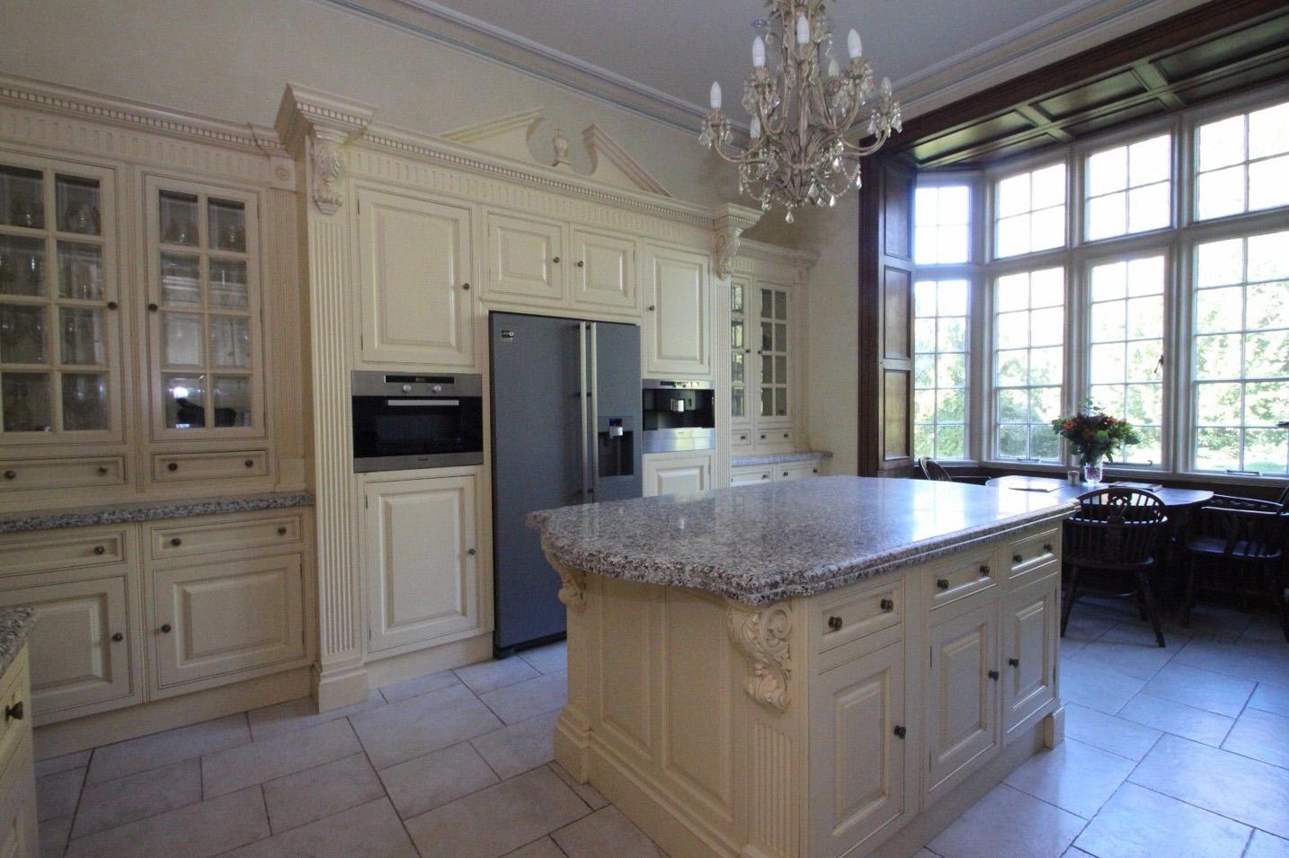 Klassische viktorianische Küche 4