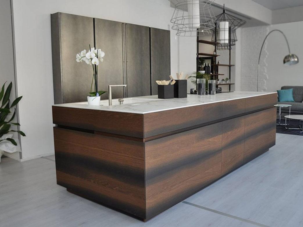 Die künstlerische Schönheit der modernen Küche 1
