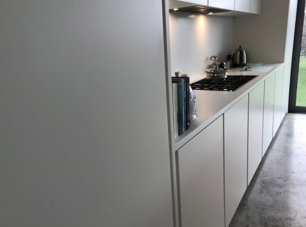 Die moderne Form der stilvollen Küche 3