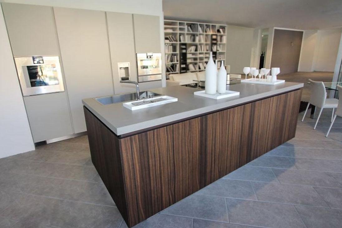 Die moderne Küchenarchitektur 1