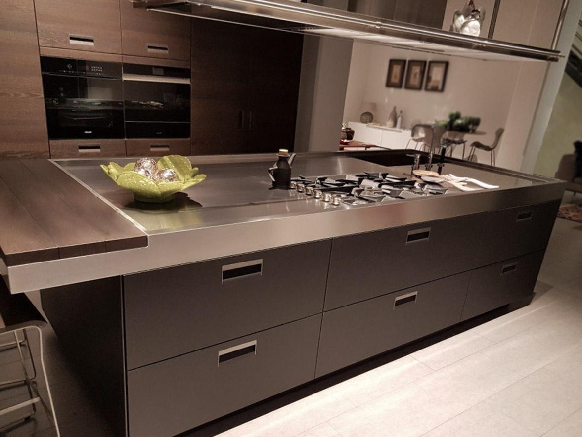 Die natürliche Schönheit der Eiche in der Küche 2