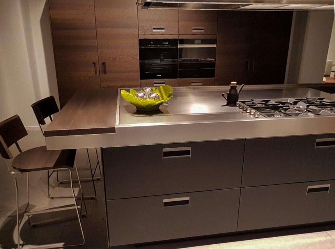 Die natürliche Schönheit der Eiche in der Küche 4