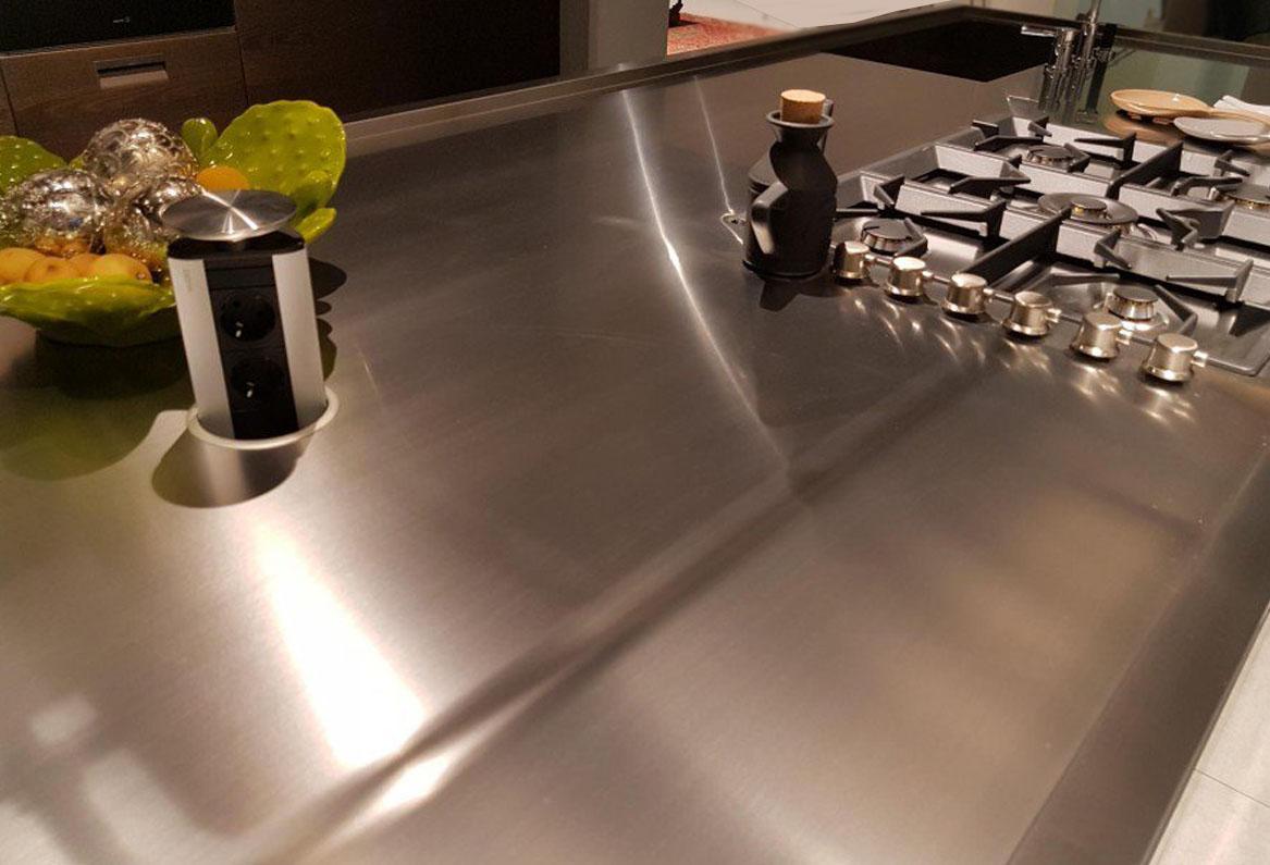 Die natürliche Schönheit der Eiche in der Küche 6